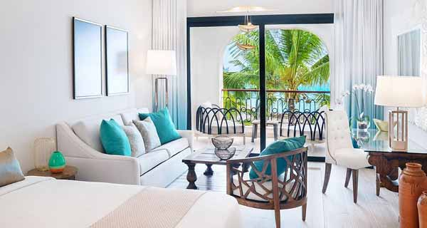 Accommodations - Sanctuary Cap Cana - Exclusive Adults Only All-inclusive Resort