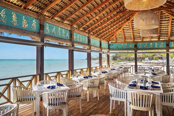 Restaurant - Sanctuary Cap Cana - Exclusive Adults Only All-inclusive Resort